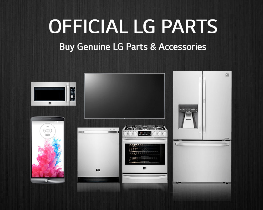 Official LG Parts - Buy Genuine LG Parts & Accessories