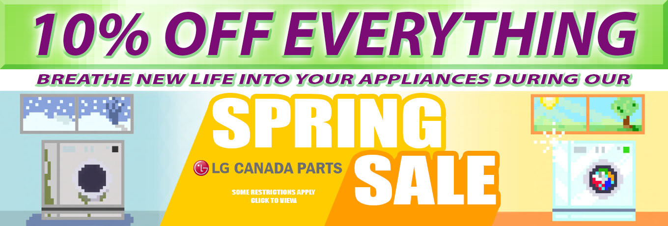 Spring Sale - 10% Off Everything