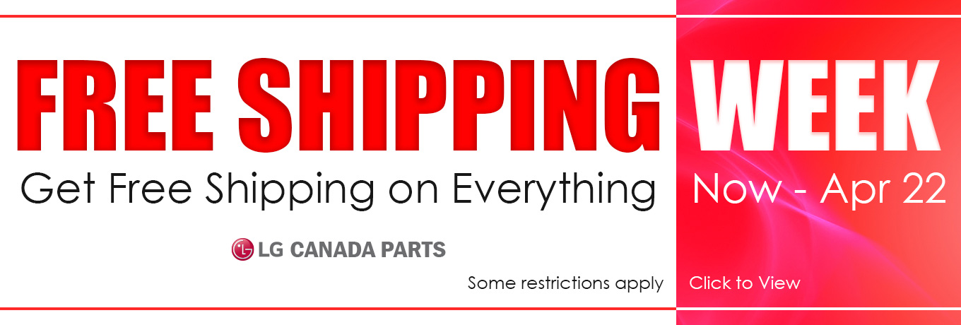 Free Shipping Week Promotion - Get Free Shipping on Everything Now Until April 22