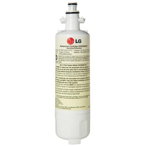 Lg Refrigerator Water Filter Lt700p Adq36006101 Lg
