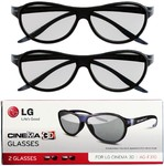 LG 3D Television Glasses (2-pack)